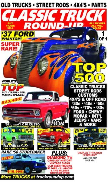 Classic Truck Round-Up (Jan / Feb) 2017