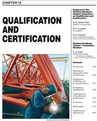 WHC1.15 Qualification and Certification, AWS