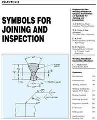 WHC1.08 Symbols for Joining and Inspection, AWS
