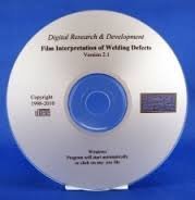 ASNT-3450E Film Interpretation of Welding Defects (CD-ROM) (Video Presentation)