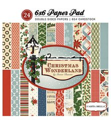 Christmas Wonderland 6 x 6 Paper Pad