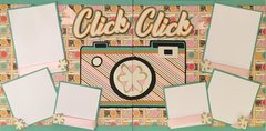 Click Click LAYOUT KIT BY SCRAPBOOKING WITH MRS. C