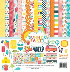 Echo Park Summer Party 12 x 12 Collection Kit