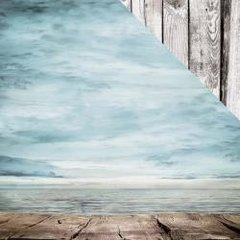 Kaisercraft Beach Shack 12 x 12 Paper Boardwalk
