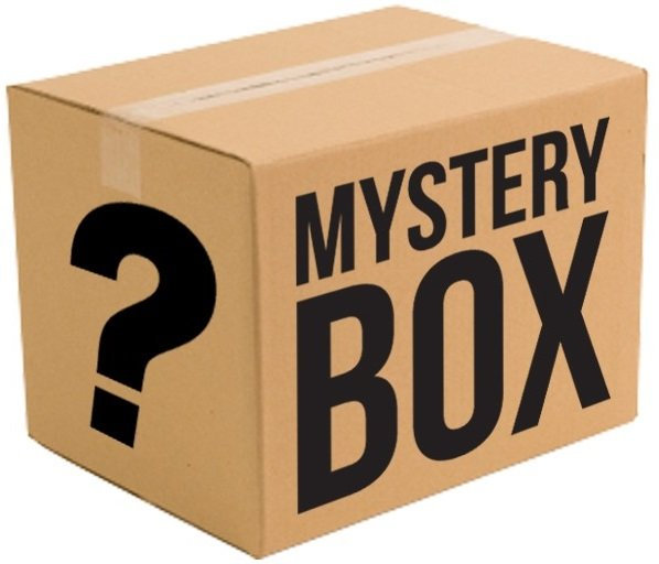 $50 Mystery Box with Products Valuing $120.00