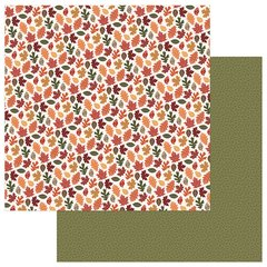 PhotoPlay Autumn Orchard 12 x 12 Cardstock BOUNTIFUL