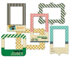 Fancy Pants As You Wish Patterned Photo Frames