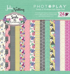 Julie nutting Seeds of Kindness 6 x 6 Paper Pad