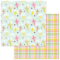 PhotoPlay Bloom Fly a Kite 12 x 12 Card Stock
