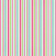 Photoplay Party Girl 12 x 12 Double Sided Cardstock Stripe Birthday