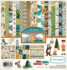 The Great Outdoors 12 x 12 Collection Kit