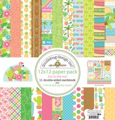 Doodlebug Design Fun in the Sun 12 x 12 Paper Pack