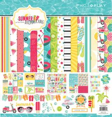Photoplay Summer Daydreams 12 x 12 Collection Kit