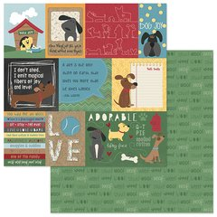 Cooper & Friends Good Dog 12 x 12 Card Stock
