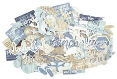 Kaisercraft Beach Shack Collectables Die Cuts