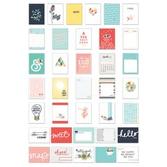Happy Place Brag Cards