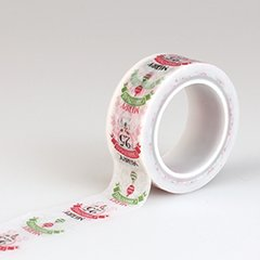 Have a Merry Christmas Words Washi Decorative Tape