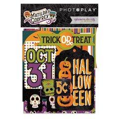 PhotoPlay Matilda & Godfrey Halloween Ephemera