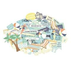 Kaisercraft Summer Splash Collectables Cardstock Die-Cuts