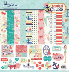 Photoplay Julie Nutting Nautical Bliss 12 x 12 Collection Kit