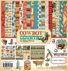 Carta Bella Cowboy Country 12 x 12 Collection Kit