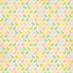 Authentique Springtime 12 x 12 Double Sided Cardstock Springtime One