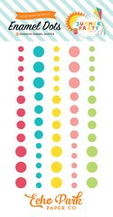 Echo Park Summer Party Enamel Dots