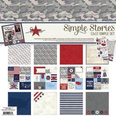 Simple Stories HERO 12 x 12 Simple Kit