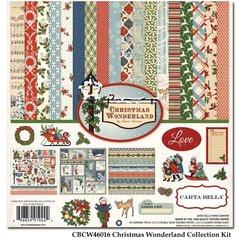 Christmas Wonderland 12 x 12 kit