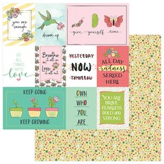 PhotoPlay Spread Your Wings Grow 12 x 12 Cardstock