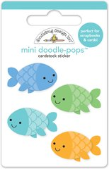 Doodlebug Design Anchors Aweigh Doodle Pops Mini Minnows