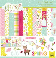 PhotoPlay BLOOM 12 x 12 Collection Kit