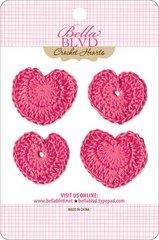 Bella Blvd Crochet Hearts - Punch