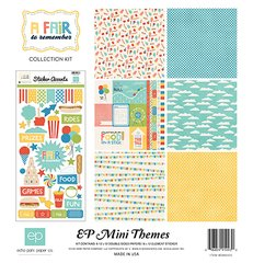 A Fair to Remember 12 x 12 Kit