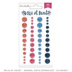 Cocoa Vanilla Studio Wild at Heart Enamel Dots Sparkles