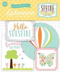 Spring Ephemera