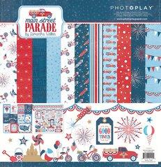 Photoplay Main Street Parade 12 x 12 Collection Kit