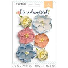 Cocoa Vanilla Life Is Beautiful Blooms
