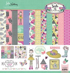 Julie nutting Seeds of Kindness 12 x 12 Collection Pack