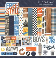 PhotoPlay Freestyle 12 x 12 Collection Kit