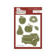 PhotoPlay Autumn Orchard Die Set