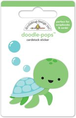 Doodlebug Design Anchors Aweigh Doodle Pops Tiny Turtle