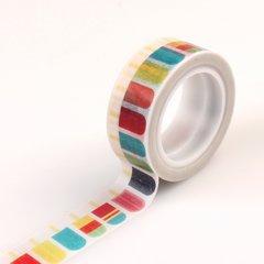 Echo Park Summer Party Popsicles Decorative Washi Tape