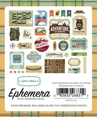 The Great Outdoors Ephemera Pack