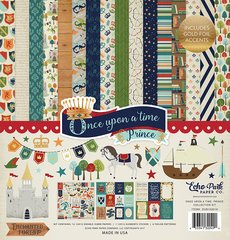 Once Upon A Time Collection Prince  12 x 12 Collection Kit