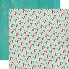 Carta Bella Beach Day Beach Ball Bash 12 x 12 Paper