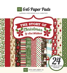 The Story of Christmas 6 x 6 paper pad