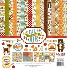Echo Park Fall is in The Air 12 x 12 Collection Kit