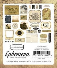 Carta Bella Transatlantic Travel Ephemera