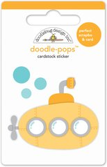 Doodlebug Design Anchors Aweigh Doodle Pops Yellow Submarine